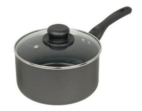 Moorlife Biochef Sauce Pan 20cm non stick saucepan glass lid 20cm buy at qd stores