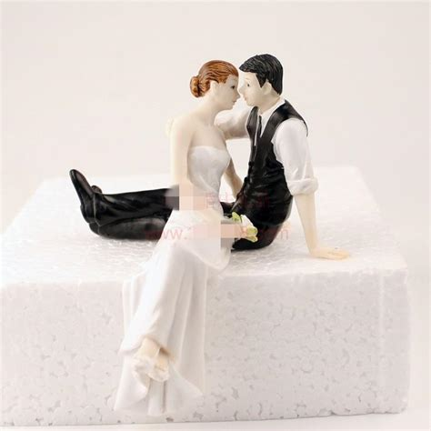 Wedding Cake Figures With Style by 2016 Western Style Wedding Cake Toppers Cake Decoration