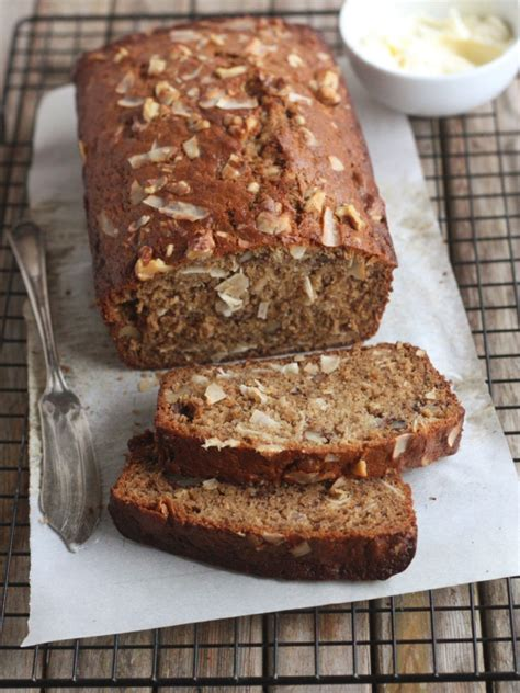 Dieting Recipe Of The Month Banana Walnut Toast by Coconut Banana Bread With Walnuts Completely Delicious