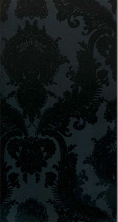 black and white velvet wallpaper kelly deco velvet flocked wallpapers flock 7025