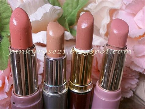 Lipstik Pixy Rosy Pink potted pinkyrose collection lipstick collection