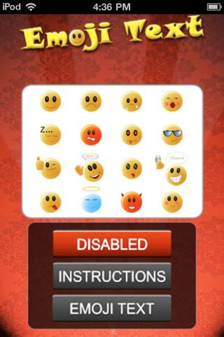 where is the infinity emoji infinity emoji app for iphone utilities