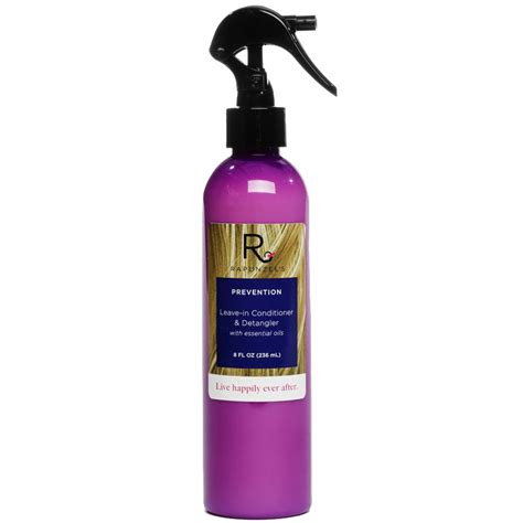 Rapunzel Shoo Conditioner by Rapunzel S Lice Boutique Lice Prevention Leave In