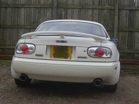mazda mx5 exhaust exhaust system stainless steel dual exit mazda mx 5 mk1