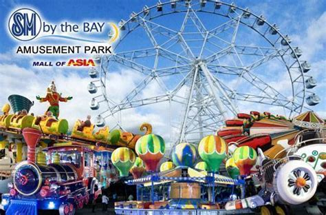 theme park in manila 47 off sm by the bay amusement park promo at sm moa
