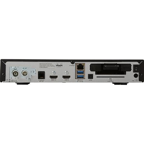 Kabel Hd Receiver Mit Festplatte 154 by Vu Uno 4k Se 1x Dvb C Fbc Tuner E2 Linux Pvr Uhd