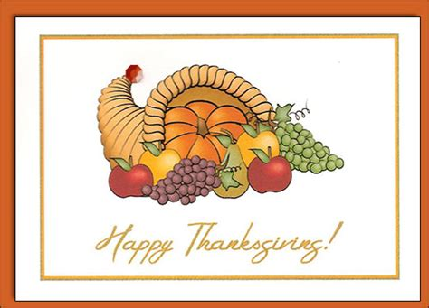 printable happy thanksgiving cards 6 best images of printable thanksgiving thank you notes