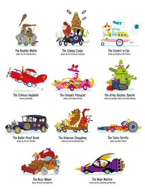 wacky races wacky races by charly childhood childhood