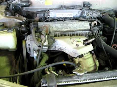 how does a cars engine work 1994 toyota land cruiser lane departure warning 1994 toyota camry engine testing 2 2l 4 cyl 121k stock 5735 advantage auto parts youtube