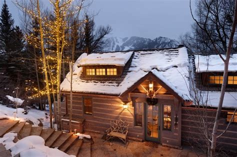 aspen cabin pin by cuv 233 e escapes on aspen log cabin