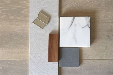 modern interior finishes material palette preview myd