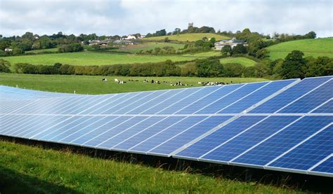 Renewable Energy Boom For Uk Farmers by Renewables Sets New Quarterly Generation Record On Back Of