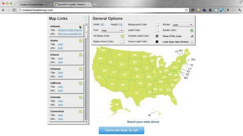 create a clickable interactive floor plan map from a create a clickable us map for free quick youtube