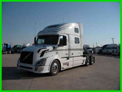 2008 volvo semi truck volvo vnl780 2008 sleeper semi trucks