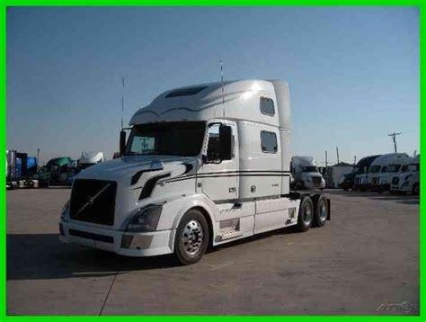 volvo vnl 780 price volvo vnl780 2008 sleeper semi trucks