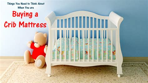 What Of Crib Should I Buy by Things You Need To Think About When You Are Buying A Crib