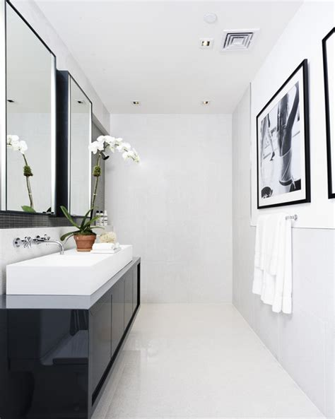 monochrome bathroom ideas bathroom styles timeless guest post pagazzi pagazzi