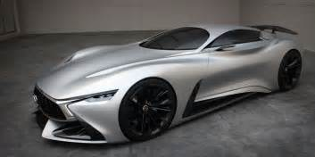 Infiniti Automobile Infiniti S Real Vision Gt Concept Bows In China