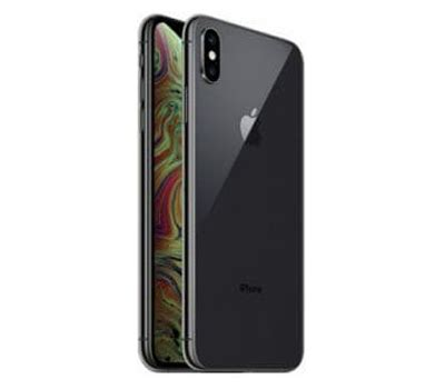 iphone xs max 6 5 quot 12mp id 64gb 3d touch dual sim magical gray