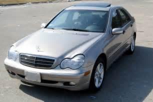 2004 Mercedes C240 2004 Mercedes C Class Pictures Cargurus