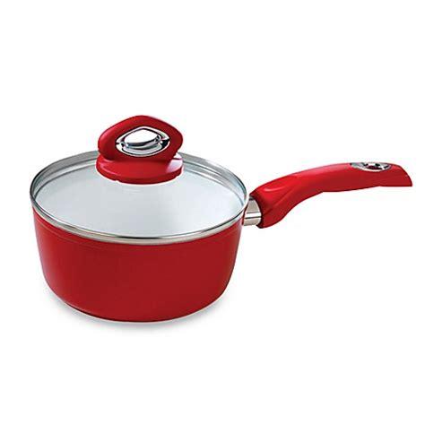 bialetti 174 aeternum 2 quart sauce pan bed bath beyond