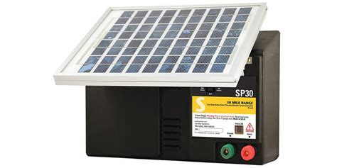 best solar electric fence charger solar fence chargers 10 best solar powered electric fence