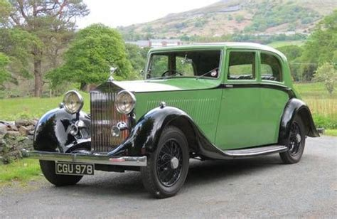 antique ls 1930 vintage rolls royce barker saloon year 1930 new app for