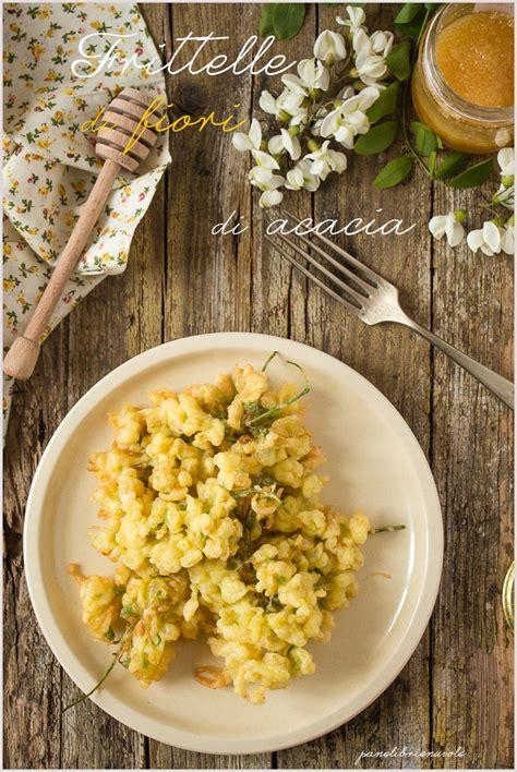 frittelle di fiori di acacia frittelle di fiori di acacia panelibrienuvole