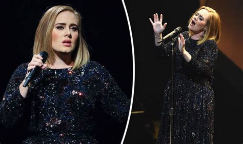 adele easy biography adele will not tour for another ten years celebrity