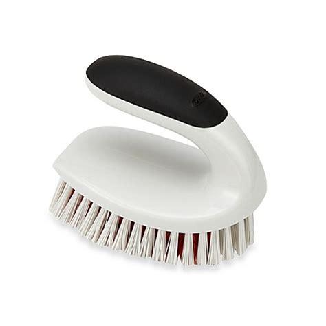 bathroom scrub brush oxo good grips 174 scrub brush bed bath beyond