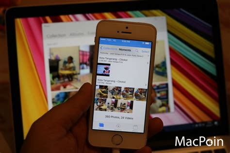 iphone j a dari mana cara memindahkan foto dari iphone ke laptop macpoin