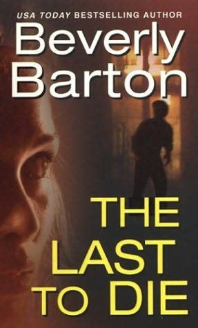 Novel A To Die For Second the last to die point book 2 by beverly barton