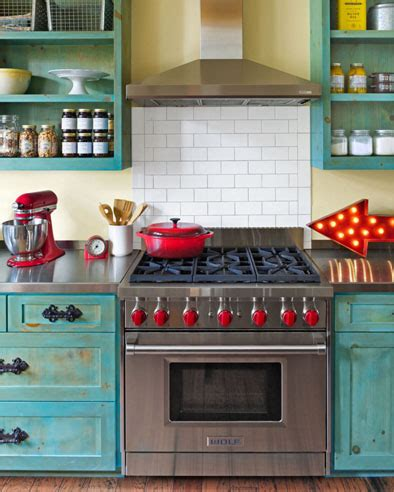 add style to your kitchen with retro appliances 5 ways to add vintage style to your kitchen just diy decor