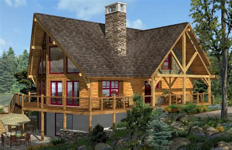 adirondack style getaway 5433lk architectural designs adirondack style home plans