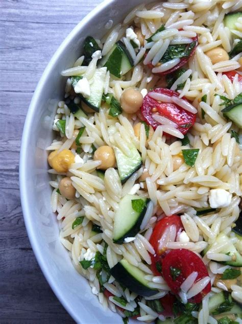 pasta salad ideas best 20 orzo pasta salads ideas on pinterest cooking