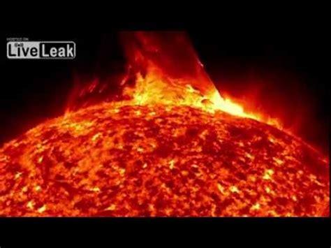 imagenes sorprendentes del sol im 225 genes del sol captadas por sat 233 lite sdo youtube