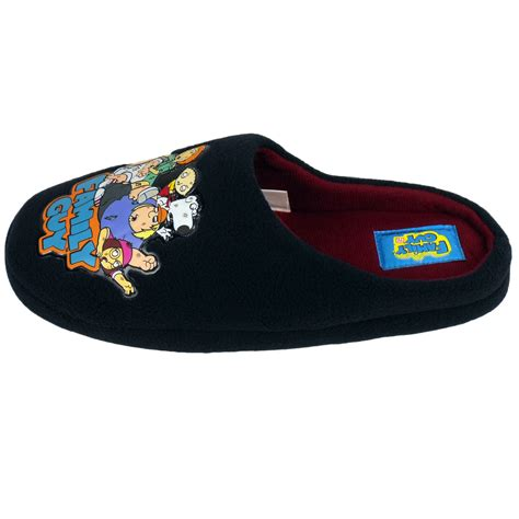 family slippers mens family the simpsons slipper classic novelty mule
