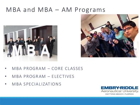 Emery Riddle Mba by Webinar Ms And Mba Programs From Embry Riddle