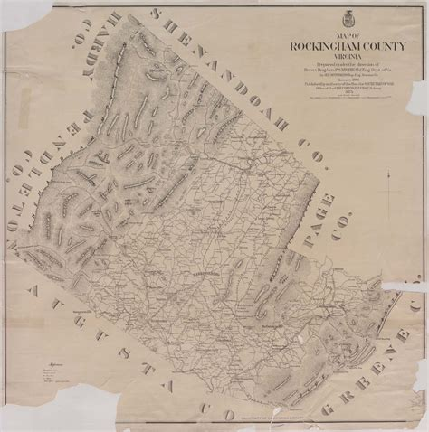 Rockingham County Records Browsing Maps Gt Historical Maps Gt Virginia Maps