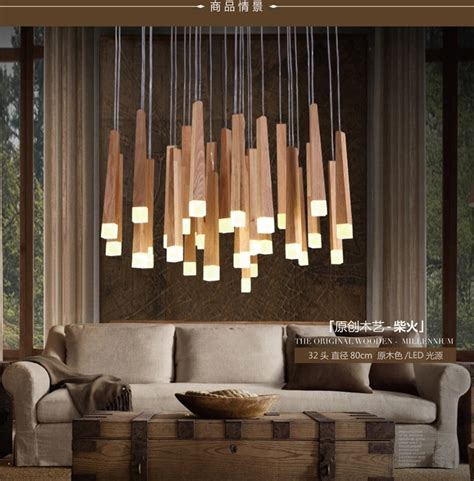 country style hanging light american country style pendant lights wood pendant ls