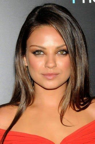 mila kunis hair color mila kunis hair mila kunis hair color and mila kunis on