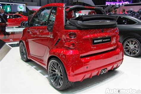 Ultimate Car Wallpaper by Smart Fortwo Ultimate 120 By Brabus 2014 Prices Pictures