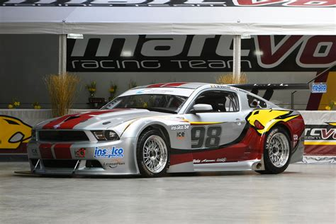 racing mustangs race spec mustang to enter the fia gt3 european