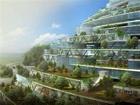 Architecture For A Green Future dror s for a floating city of the future evolo architecture magazine