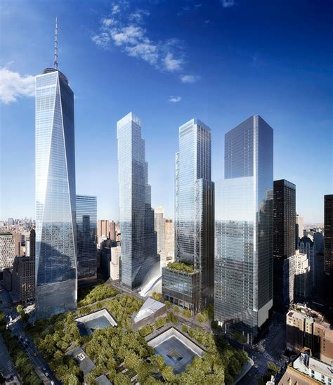 design center nyc big reveals addition to nyc skyline with stepped 2 wtc