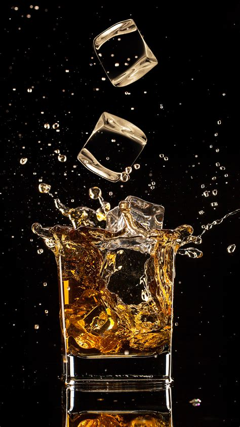 whiskey  ice iphone   wallpaper gallery yopriceville high quality images