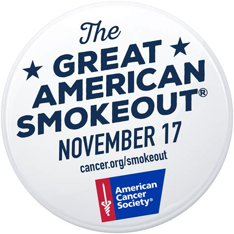 great american great american smokeout 2016