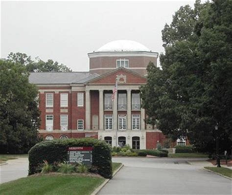 Meredith Mba Ranking by Meredith College Admissions Sat Scores Admit Rate