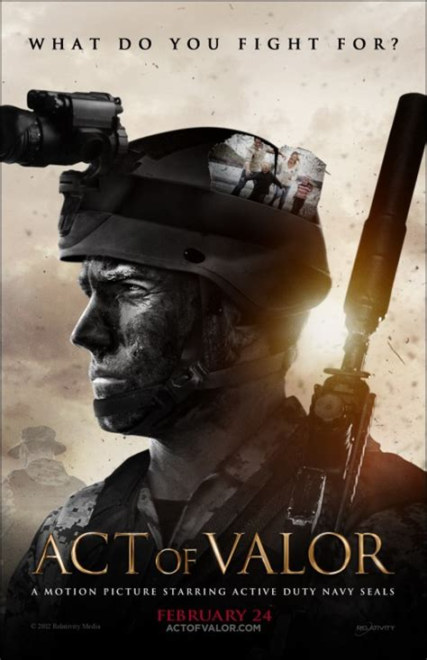 Watch Act Valor 2012 Act Of Valor Movie Poster Gallery Imp Awards