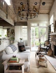 Rustic Home Decorating Ideas Living Room by Decorative Elements In Rustic Decorating Ideas